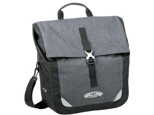 Norco Kinsley City Bike Bag, grey